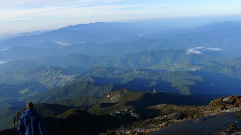 Kinabalu – sydøstasiens tredje højeste bjerg